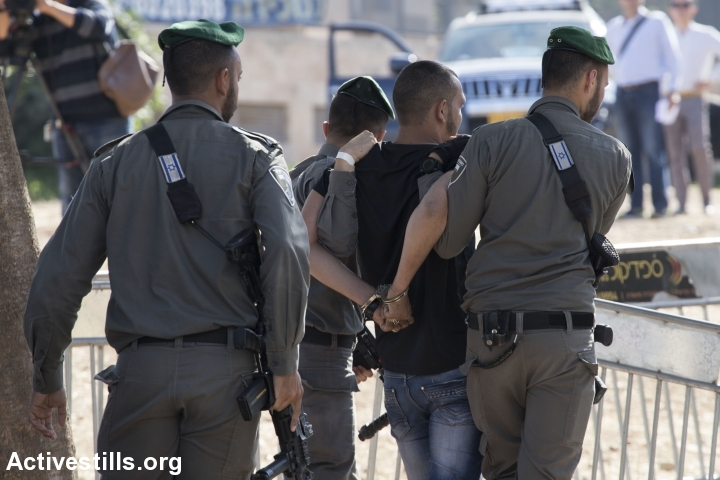 September 2018 report: 378 Palestinians arrested as Khader Adnan, Omran al-Khatib continue hunger strikes