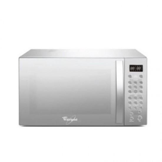 whirlpool 1 1 cu ft stainless steel microwave wmj11yshe