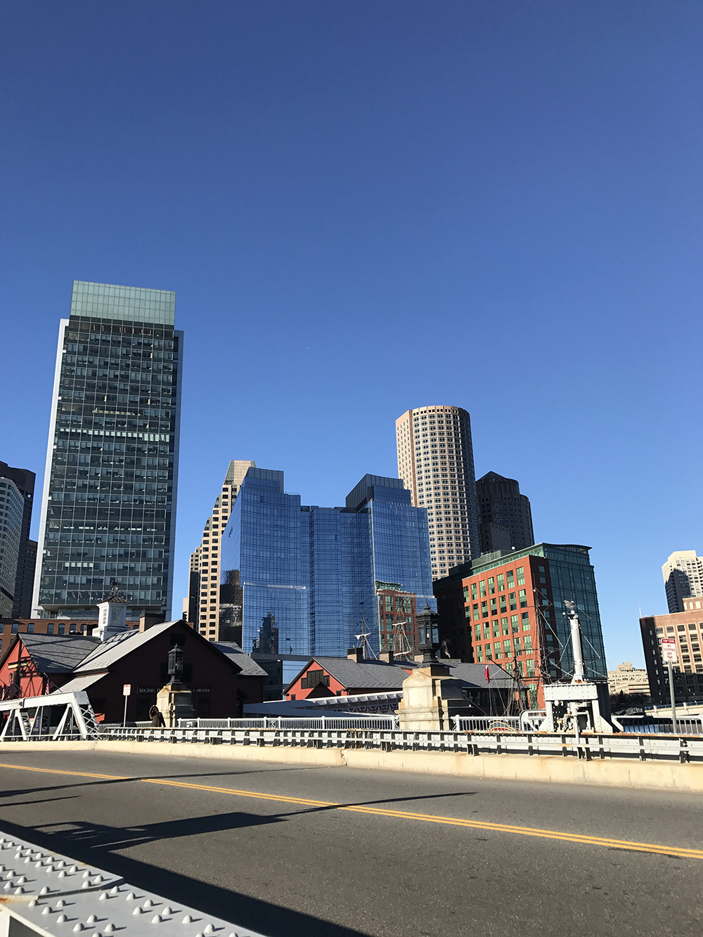 SamiM Adventures Boston Massachusetts Beantown Winter