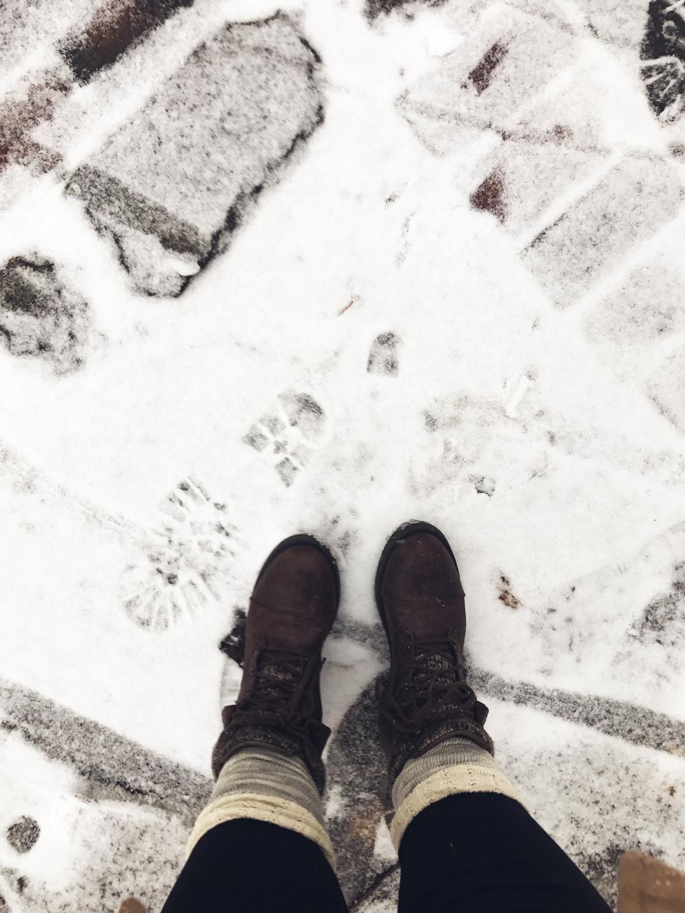 SamiM Adventures Boston Massachusetts Beantown Winter