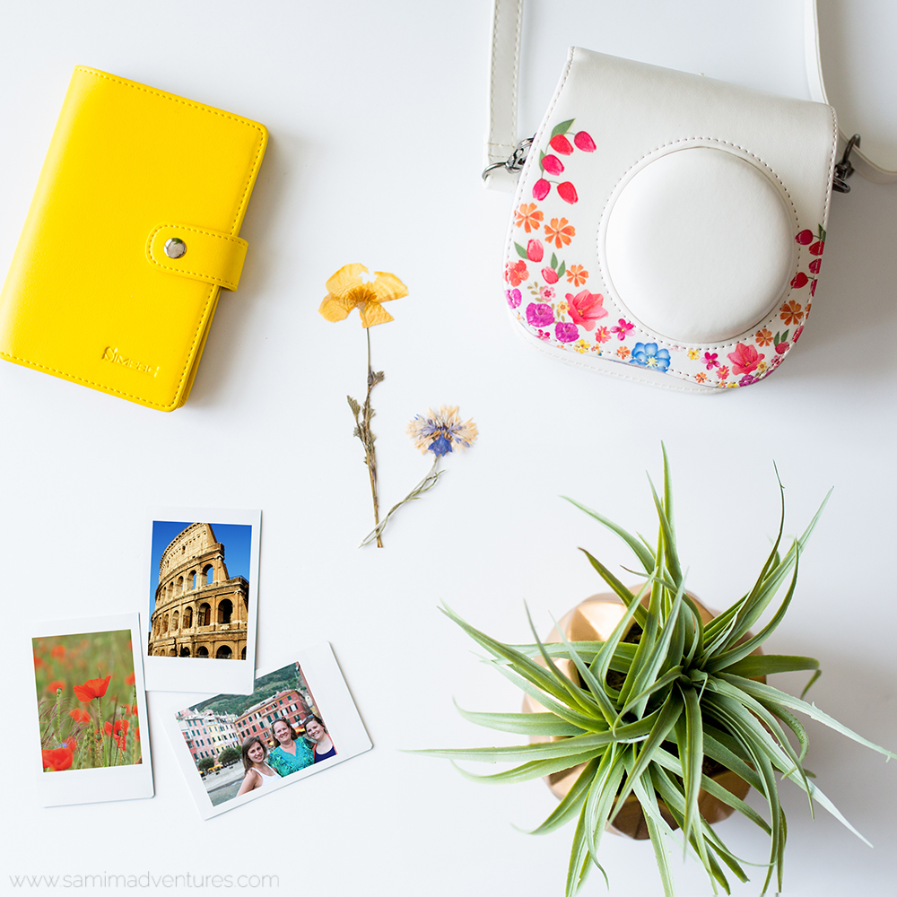 3 reasons you need an Instax Mini  + Free download!