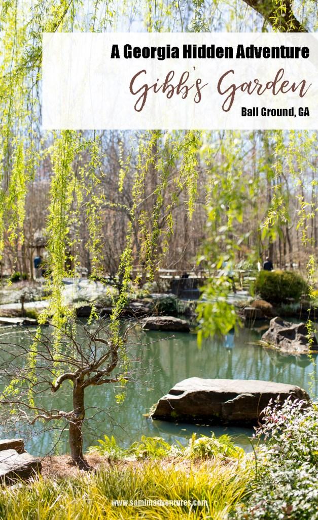 Gibb's Gardens in Ball Ground, Georgia