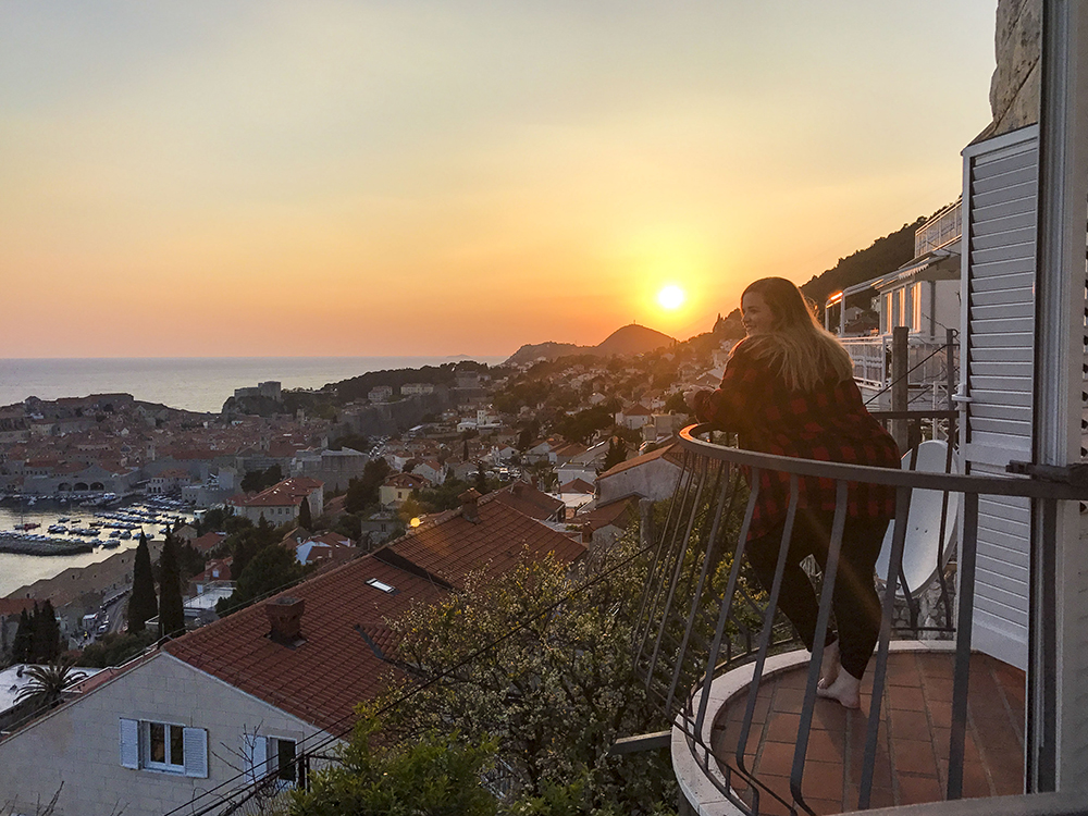 Where to stay in Dubrovnik, Croatia!