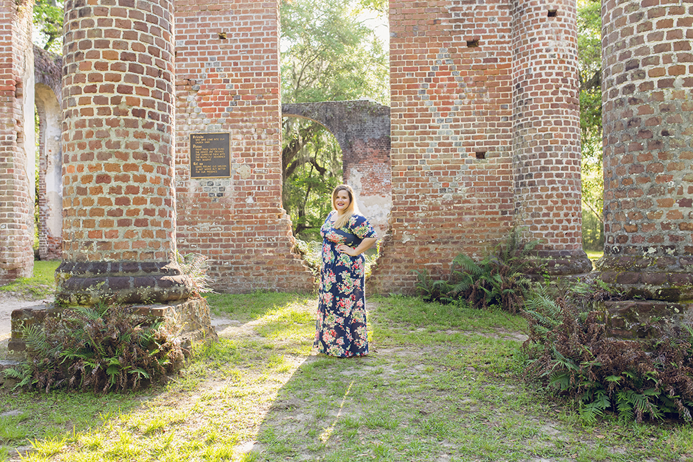 A Lowcountry treasure: Old Sheldon Church Ruins in Yemassee, South Carolina