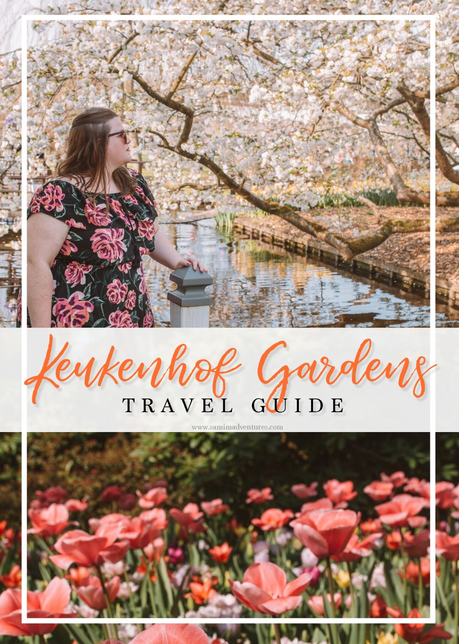 An Amsterdam day trip to Paradise at the Keukenhof Gardens