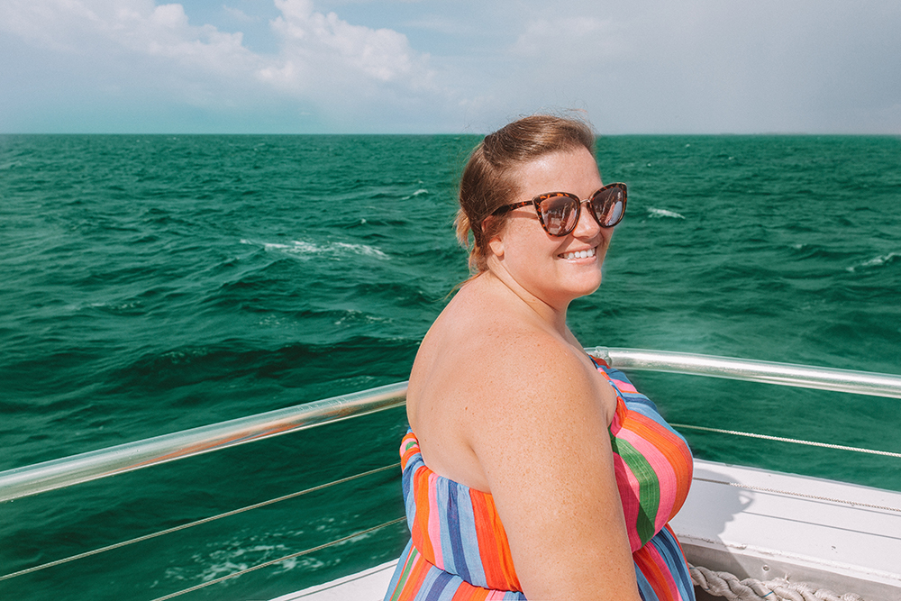 Have you ever been on a day trip to Dry Tortugas National Park in the Florida keys? Check out this Dry Tortugas National Park Guide! #DryTortugasNationalPark #DryTortugas #FloridaKeys