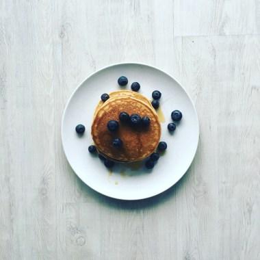 DF GF Cassava Flour Pancakes