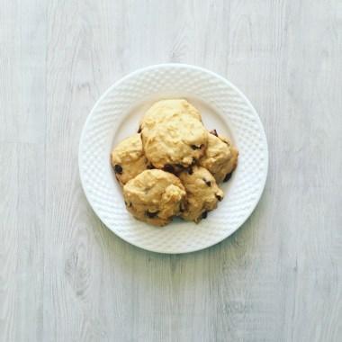 Cassava Flour Chocolate Chip Cookies