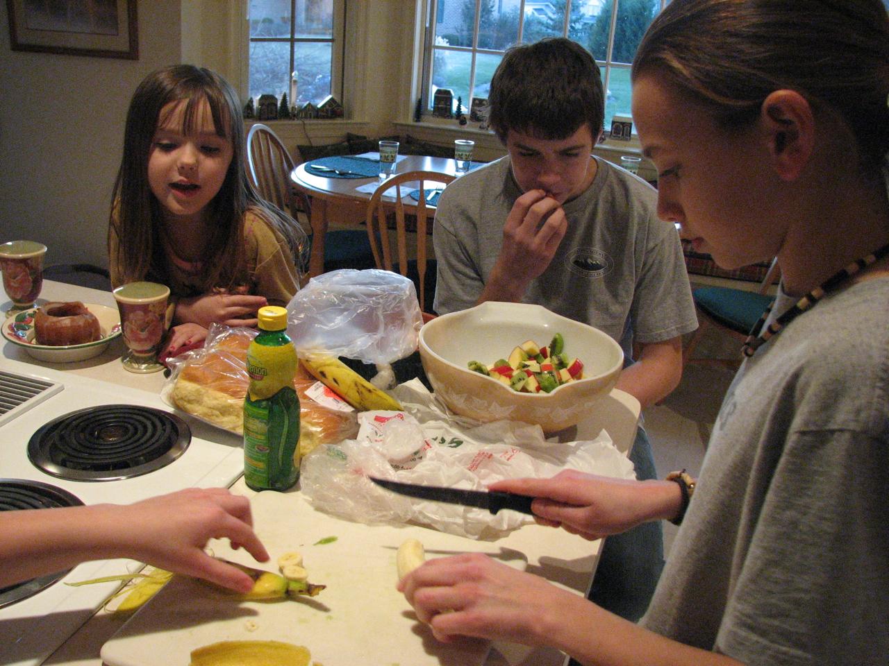 making-fruit-salad