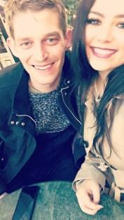 Covent Garden Selfie