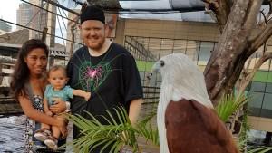 Family Visit to Manila Ocean Park