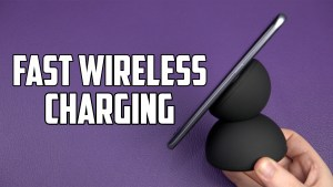 Fast Wireless Charging - Samsung Galaxy S7 / Edge