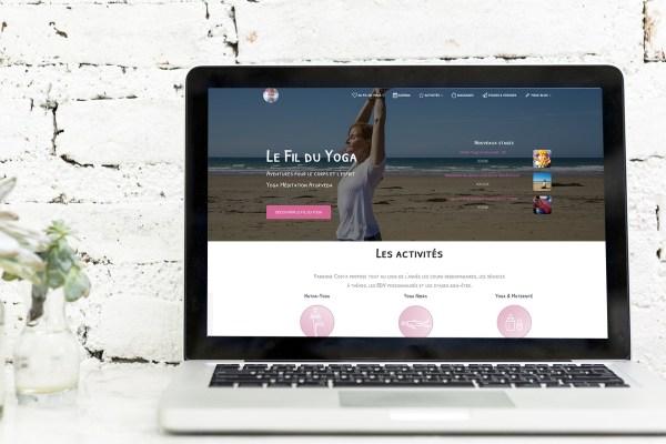 Le fil du Yoga : le bien-être pluridisciplinaire