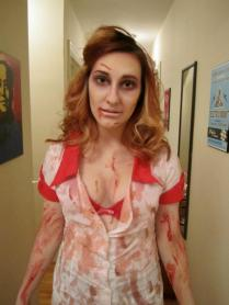 ughghgh - The Walking Dead Zombie Cosplay