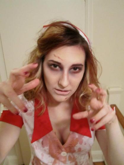 The Walking Dead Zombie Cosplay