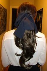 NOT my real hair. Sadly.