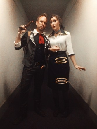 Booker and Elizabeth!