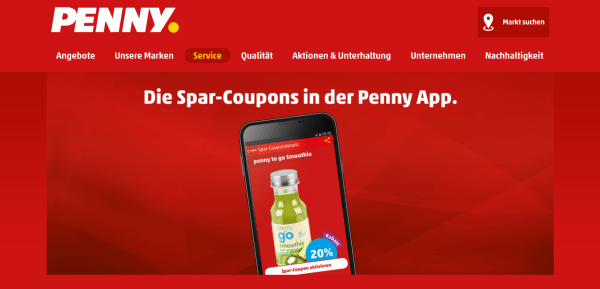 PENNY App Mobile Couponing
