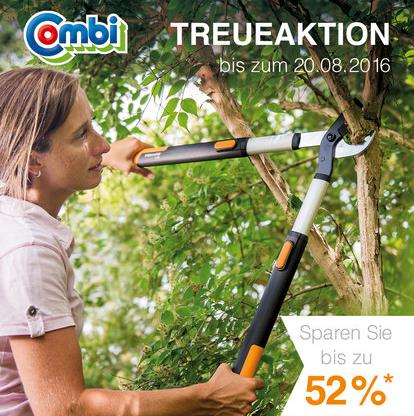 Combi Fiskars Aktion 2016