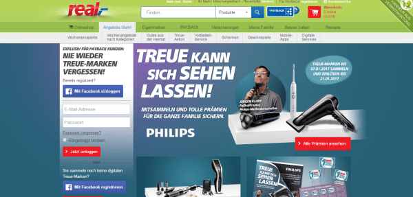 Real Aktion Philips