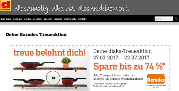 DISKA Aktion 2017