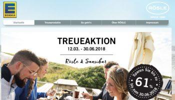Rösle Gasgrill Trink Gut : Edeka & marktkauf nord aktion mit rÖsle sansibar gasgrill die