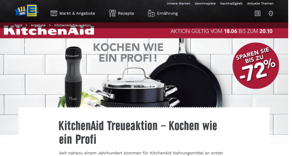 Edeka Nord KitchenAid