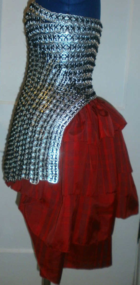 Pop Tab Outfit Side View