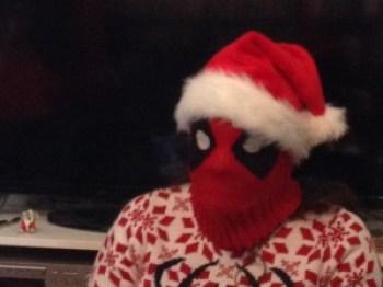 santa deadpool