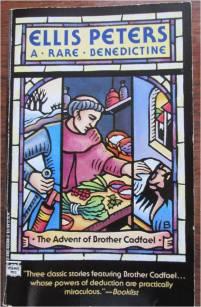 a rare benedictine front cover