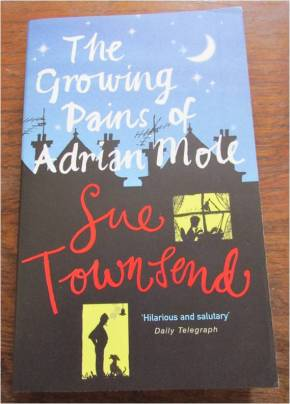 growing pains adrian mole front cover