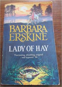 lady of hay front cover