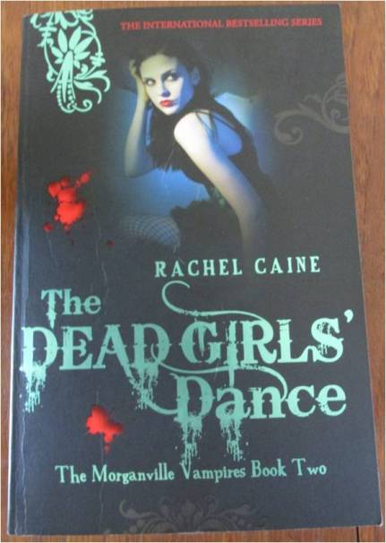 the dead girls dance front cover