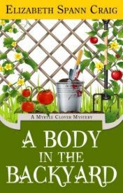 A Body in the Backyard front cover wattpad