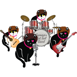 Sammie's Cat Tail Band