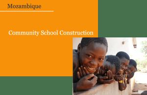 Community School Construction