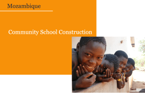Community School Construction