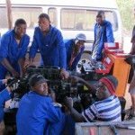 Vocational Training Mozambique