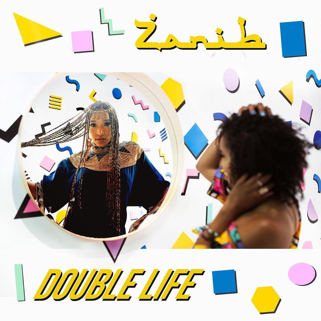 ZANIB RELEASES DOUBLE LIFE!