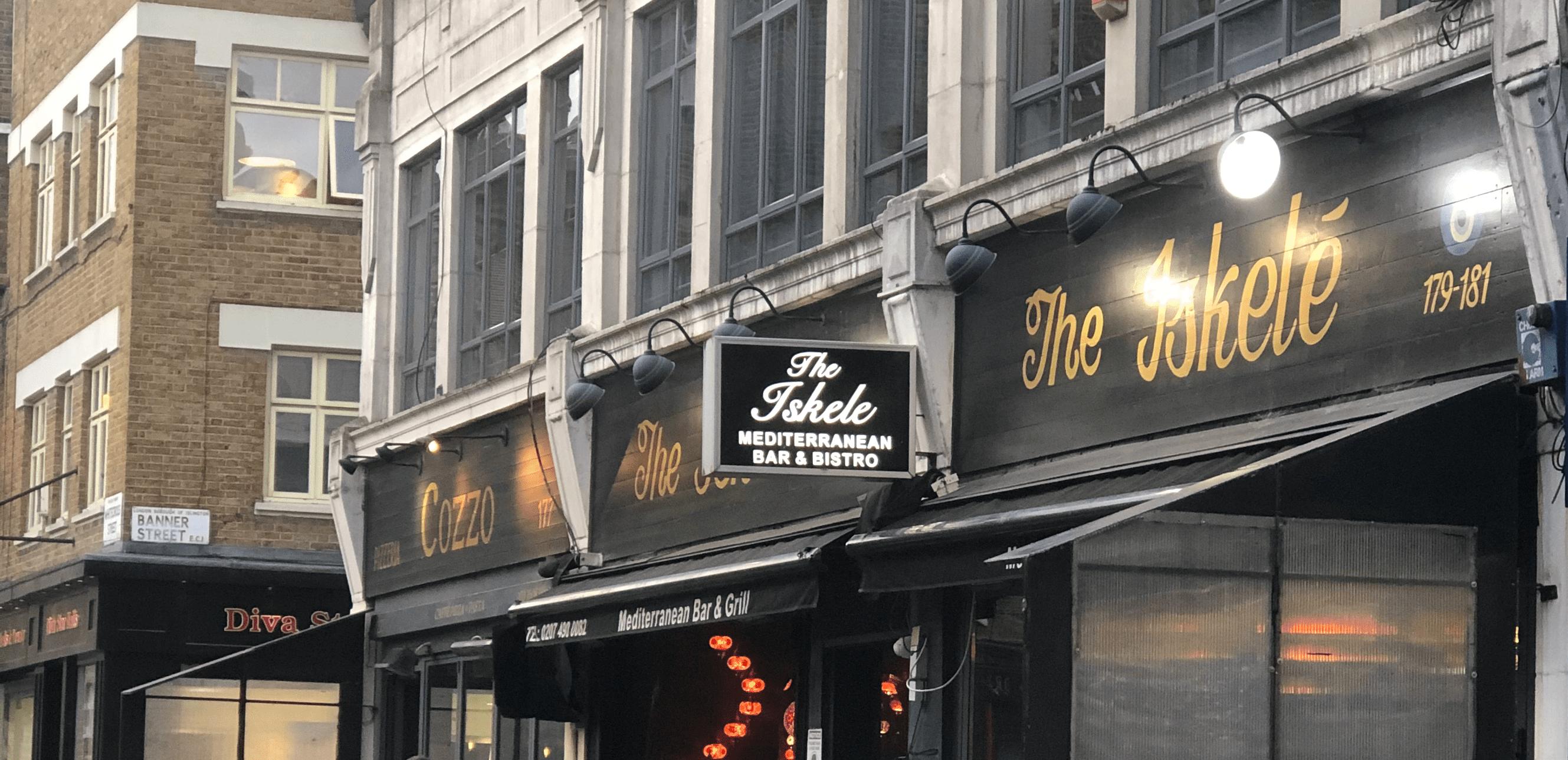 The Iskelé Restaurant & Bar