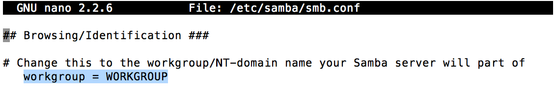 How To Make A Raspberry Pi NAS Using SAMBA & HFS+