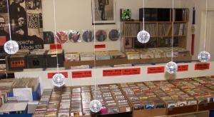 12inch Schallplatten und CDs