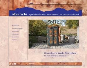 Alois Fuchs – Antiquitäten Bauernmöbel