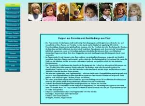 Puppen aus Porzellan und Reallife-Babys aus Vinyl