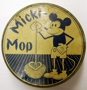 Micki Mop - Fundzustand: Entdeckt auf dem Trödelmarkt auf Kirchberg (Luxemburg)