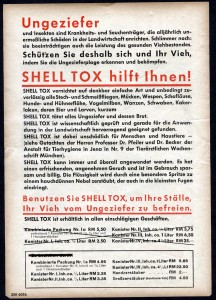 Shell TOX hilft Ihnen!
