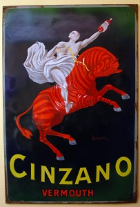 CINZANO Vermouth -  L. Cappiello