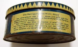 Micki Mop: ein Produkt von Henkel? War es von Disney autorisiert? Fragen über Fragen!