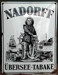 NADORFF ÜBERSEE-TABAKE