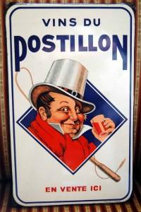 Vins du Postillon, 50er Jahre, E.A.S.